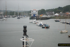2019-06-02 MBF Meeting on the IOW. (247) Yarmouth back to Lymington. 248