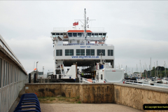 2019-06-02 MBF Meeting on the IOW. (26) IOW ferry. 027