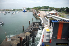 2019-06-02 MBF Meeting on the IOW. (28) IOW ferry. 029