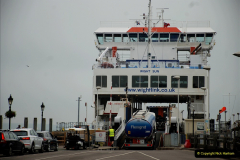 2019-06-02 MBF Meeting on the IOW. (41) Return loading042