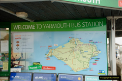 2019-06-02 MBF Meeting on the IOW. (42) Three different buses to get to the Ryde Bus Museun for the meeting. 043