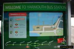 2019-06-02 MBF Meeting on the IOW. (43) Three different buses to get to the Ryde Bus Museun for the meeting. 044