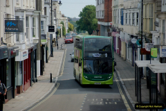 2019-06-02 MBF Meeting on the IOW. (59) Three different buses to get to the Ryde Bus Museun for the meeting. 060