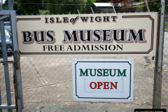 2019-06-02 MBF Meeting on the IOW. (66) The Museum. 067