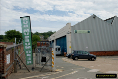 2019-06-02 MBF Meeting on the IOW. (67) The Museum. 068