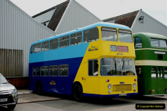 2019-06-02 MBF Meeting on the IOW. (71) Buses Stored outside072