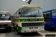 2019-06-02 MBF Meeting on the IOW. (73) Buses Stored outside074