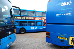 2019-06-02 MBF Meeting on the IOW. (85) The Museum is also a Vectis Blue parking area. 086