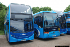 2019-06-02 MBF Meeting on the IOW. (86) The Museum is also a Vectis Blue parking area. 087
