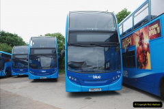 2019-06-02 MBF Meeting on the IOW. (88) The Museum is also a Vectis Blue parking area. 089