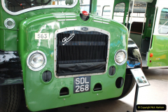 2019-06-02 MBF Meeting on the IOW. (95) The IOW Ryde Bus Museum. 096