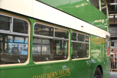 2019-06-02 MBF Meeting on the IOW. (96) The IOW Ryde Bus Museum. 097