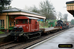 2019-02-06 Mid Hants Railway at Ropley. (1) 01