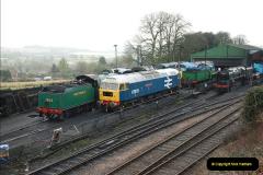 2019-02-06 Mid Hants Railway at Ropley. (17) 17