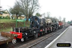 2019-02-06 Mid Hants Railway at Ropley. (2) 02