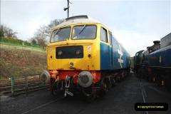 2019-02-06 Mid Hants Railway at Ropley. (34) 34
