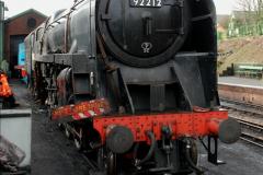 2019-02-06 Mid Hants Railway at Ropley. (37) 37