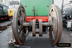 2019-02-06 Mid Hants Railway at Ropley. (38) 38