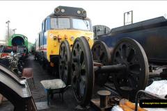 2019-02-06 Mid Hants Railway at Ropley. (42) 42