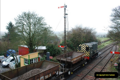 2019-02-06 Mid Hants Railway at Ropley. (6) 06