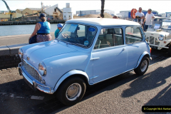 2019-07-12 Minis on Poole Quay. (57) 001