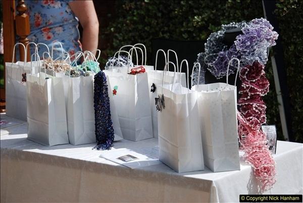 2015-08-09 Open Garden in aid of the Dorset Cancer Centre Holt, Wimborne, Dorset. (59)075