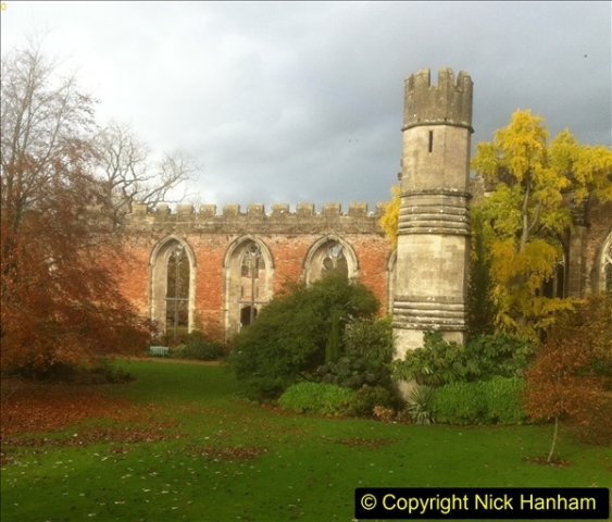 2016-11-17 Wells Cathedral and the Bishops Palace.  (30)195