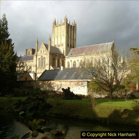2016-11-17 Wells Cathedral and the Bishops Palace.  (40)205