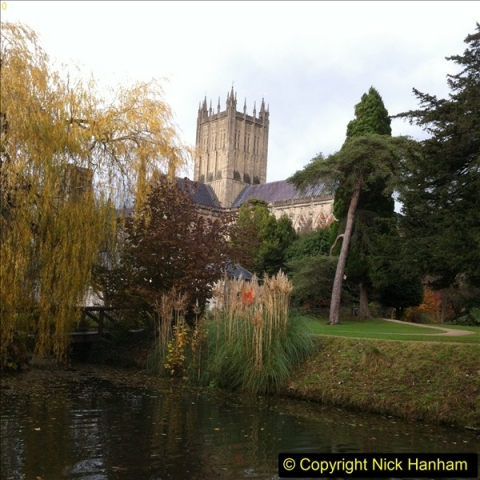 2016-11-17 Wells Cathedral and the Bishops Palace.  (43)208