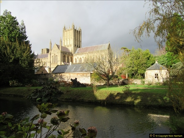 2016-11-17 Wells Cathedral and the Bishops Palace.  (59)224
