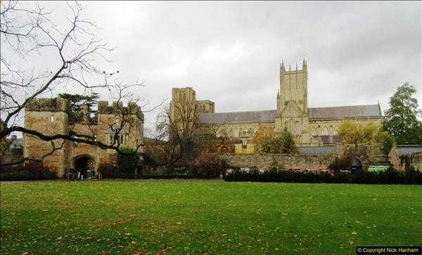 2016-11-17 Wells Cathedral and the Bishops Palace.  (63)228