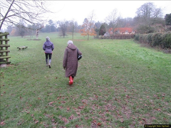 2017-12-02 Hughenden Manor Twilight Walk.  (1)312