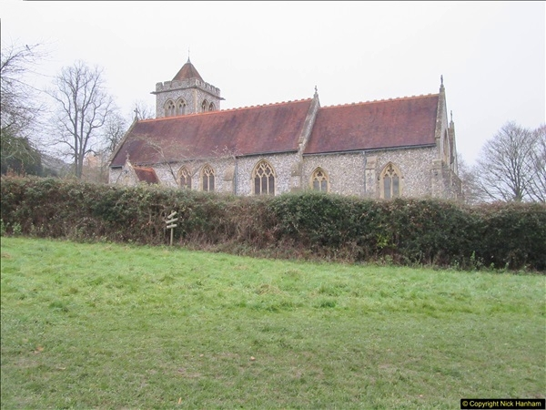 2017-12-02 Hughenden Manor Twilight Walk.  (2)313