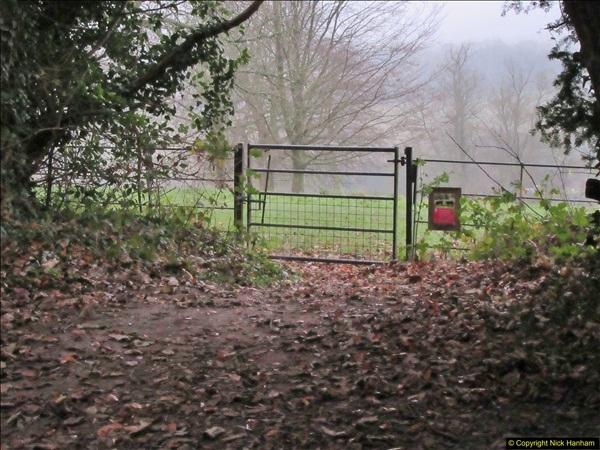 2017-12-02 Hughenden Manor Twilight Walk.  (23)334