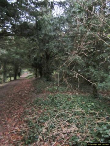 2017-12-02 Hughenden Manor Twilight Walk.  (24)335