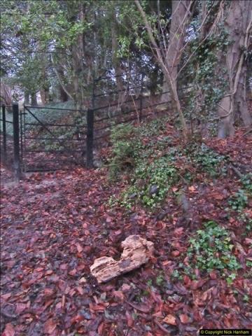 2017-12-02 Hughenden Manor Twilight Walk.  (26)337