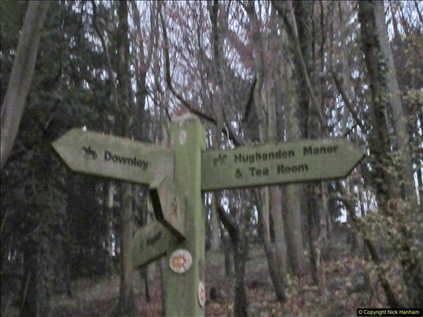 2017-12-02 Hughenden Manor Twilight Walk.  (34)345