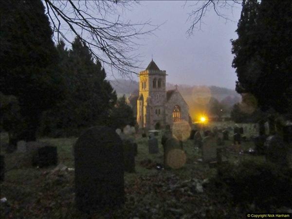 2017-12-02 Hughenden Manor Twilight Walk.  (46)357