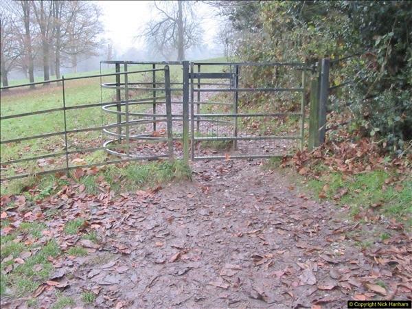 2017-12-02 Hughenden Manor Twilight Walk.  (5)316