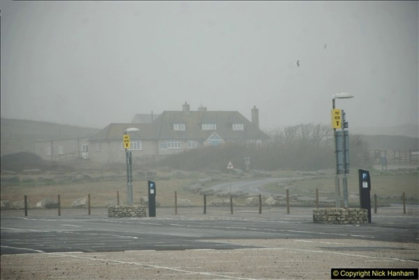2018-03-24 A foggy Portland, Dorset.  (4)370