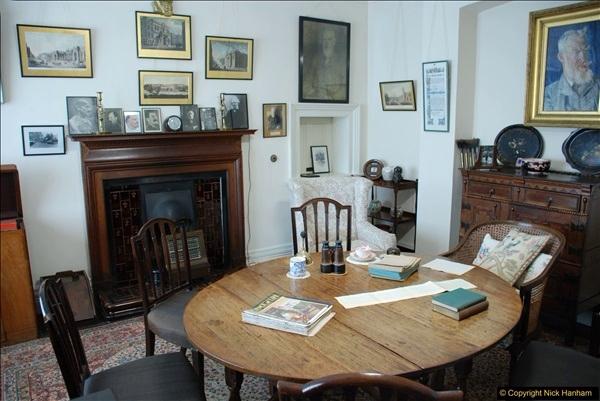 2018-06-20 George Bernard Shaw's House. NT Shaw's Corner, Ayot St. Lawrence, Hertfordshire.   (10)425