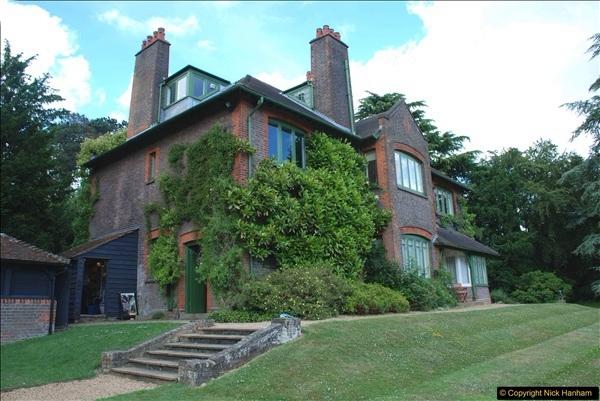2018-06-20 George Bernard Shaw's House. NT Shaw's Corner, Ayot St. Lawrence, Hertfordshire.   (21)436