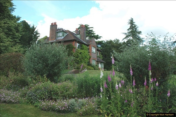2018-06-20 George Bernard Shaw's House. NT Shaw's Corner, Ayot St. Lawrence, Hertfordshire.   (22)437