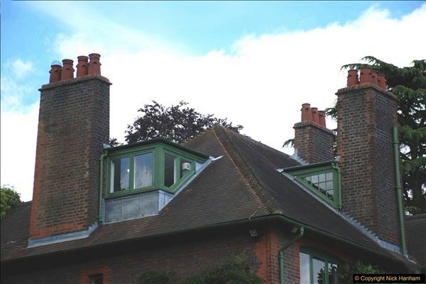 2018-06-20 George Bernard Shaw's House. NT Shaw's Corner, Ayot St. Lawrence, Hertfordshire.   (23)438