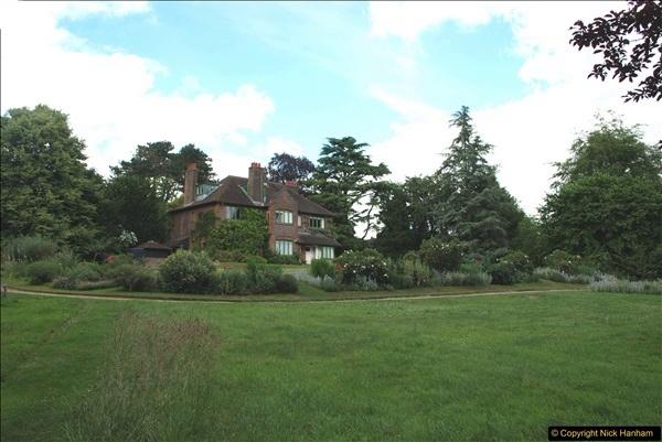 2018-06-20 George Bernard Shaw's House. NT Shaw's Corner, Ayot St. Lawrence, Hertfordshire.   (24)439