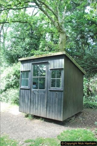 2018-06-20 George Bernard Shaw's House. NT Shaw's Corner, Ayot St. Lawrence, Hertfordshire.   (26)441