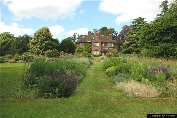 2018-06-20 George Bernard Shaw's House. NT Shaw's Corner, Ayot St. Lawrence, Hertfordshire.   (28)443