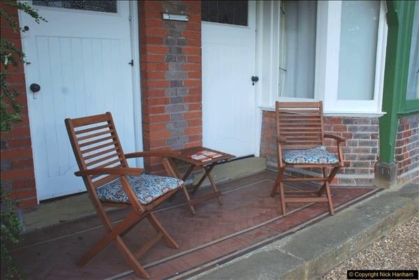 2018-06-20 George Bernard Shaw's House. NT Shaw's Corner, Ayot St. Lawrence, Hertfordshire.   (30)445