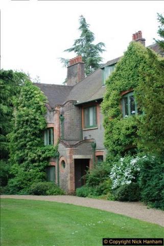 2018-06-20 George Bernard Shaw's House. NT Shaw's Corner, Ayot St. Lawrence, Hertfordshire.   (3)418