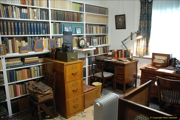 2018-06-20 George Bernard Shaw's House. NT Shaw's Corner, Ayot St. Lawrence, Hertfordshire.   (5)420